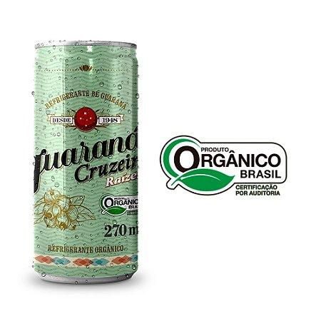 Guaraná Cruzeiro Orgânico 270ml