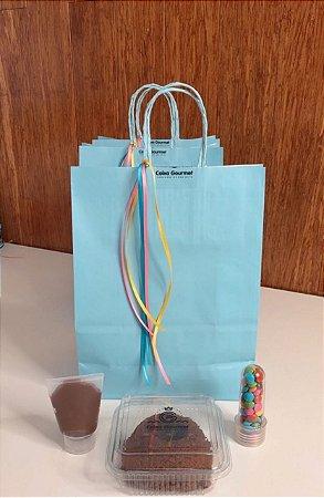 Kit School Party - Bag - Mini Bolo (pedido mínimo de 10 unidades)