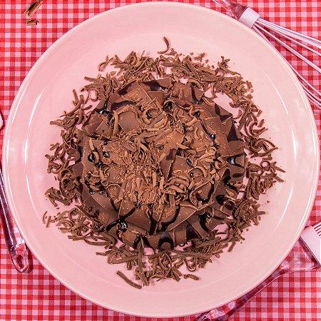 Bolo Afrodite c/ Lascas de Chocolate