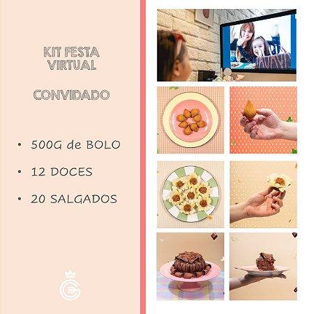 Kit Festa Virtual - Caixa do Convidado