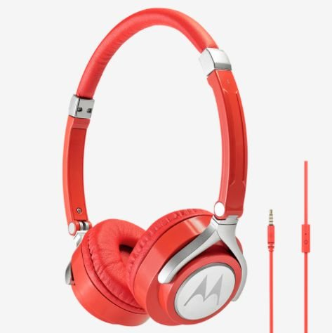 Fone de ouvido Motorola Pulse 2 com microfone - Motorola