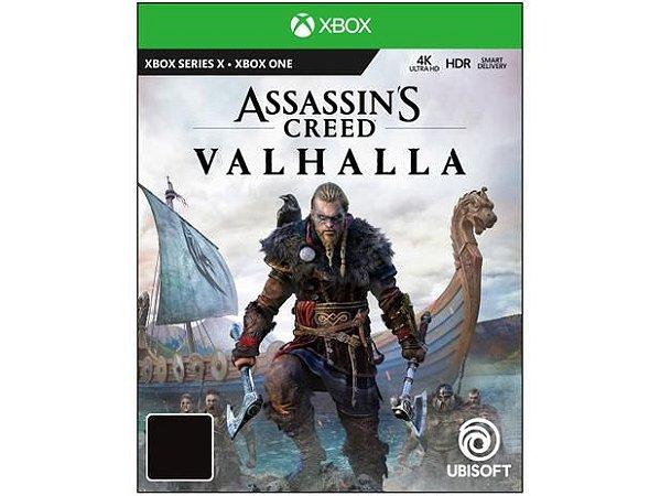 JOGO ASSASSIN'S CREED VALHALLA - XBOX ONE / SERIES S/X