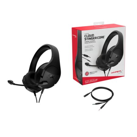 HEADSET HYPERX CLOUD STINGER CORE 7.1 WIRED