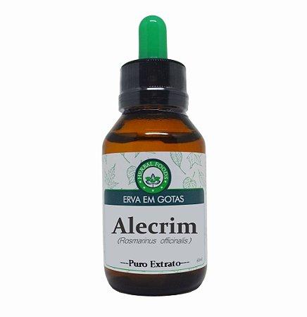 Alecrim - Extrato 60ml