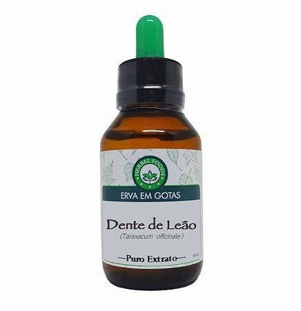 Dente de Leão - Extrato 60ml