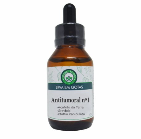 Antitumoral n°1 - Extrato 60ml