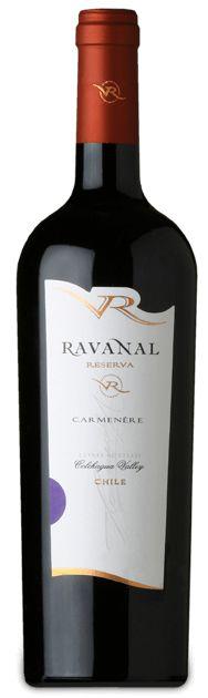 RAVANAL RESERVA CARMENERE 750 ML