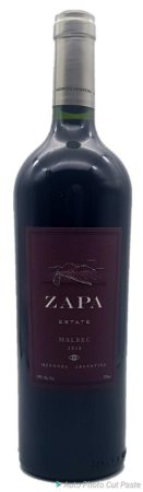 ZAPA ESTATE MALBEC 750 ML