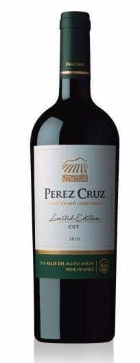 PEREZ CRUZ LIMITED EDITION COT 750 ML