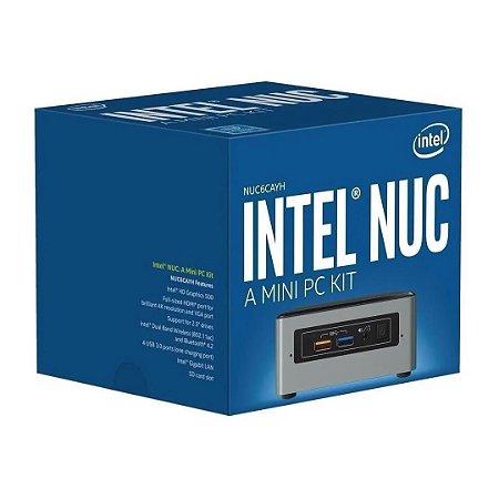 Mini Pc Intel Nuc 6cayh intel celeron 4 ram