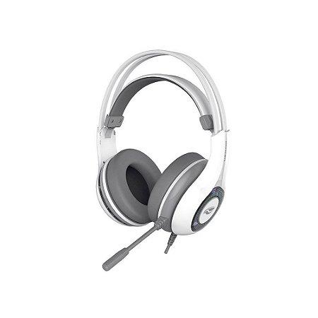 Fone Com Microfone Game C3Tech Usb Heron 2 Ph-G701Whv2