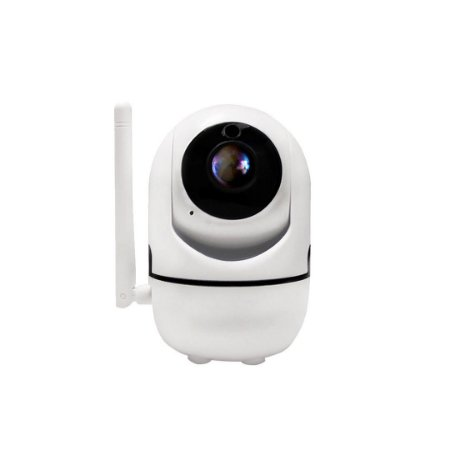 Câmera Robô Ip Monitoramento Detector Movimento Wifi HD