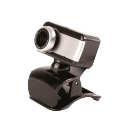 Webcam V4 Brazil Pc Com Microfone