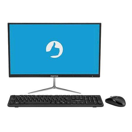 All In One Positivo Union C4500A-21, Intel Celeron N4000, 4GB, HD 500GB, 21.5´, Windows 10 Home