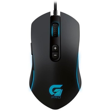 Mouse Gamer Fortrek 4800DPI, RGB, M7