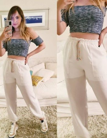 Cropped Jeans Ana special
