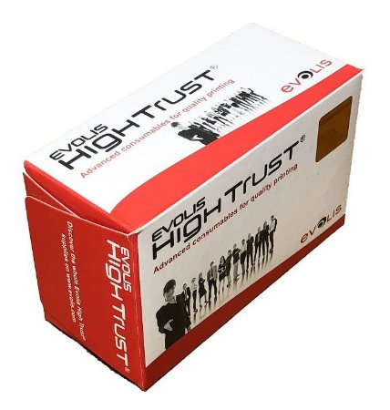 Ribbon Color Evolis YMCK R3011 Pubble e Dualys 200 Impressões