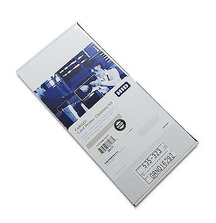 Kit de Limpeza para Impressoras Fargo C50, Dtc1000, DTC1250, DTc4250, Dtc4500, DTc4000