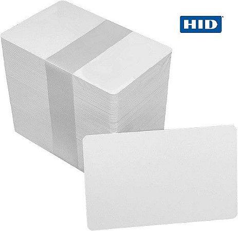 Cartão Pvc Ultra Card HID Pacote com 100 Cartões 54x86mm 0,76 PN 81754
