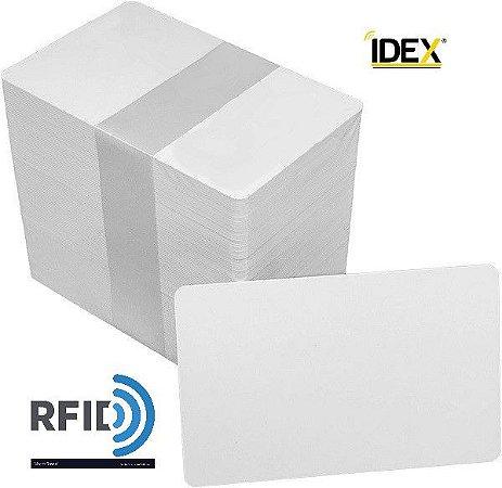 Cartão de Proximidade RFID Idex 125Khz Tipo Iso Pct 100 Unidades