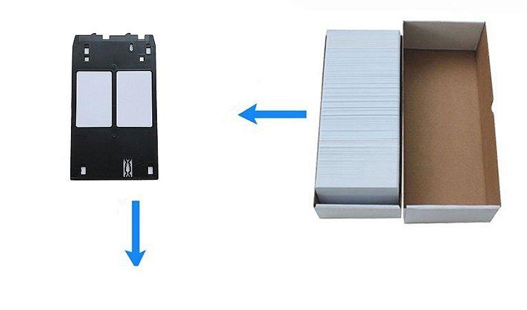 Cartão Pvc para Jato de Tinta Caixa com 230 Unidades