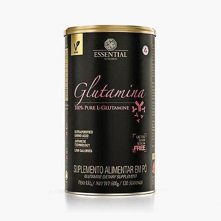 GLUTAMINA 600g ESSENTIAL | 120 doses 100% Pura L-Glutamina