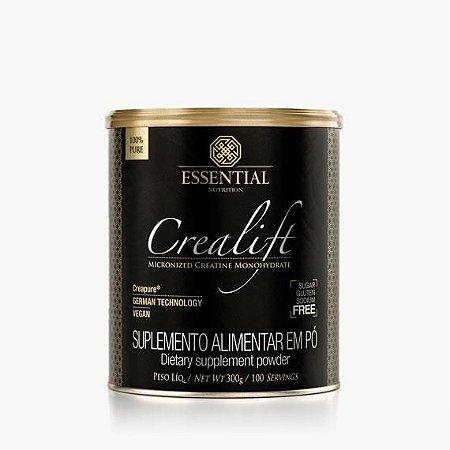 CREALIFT 300g ESSENTIAL - Creatina Mono-hidratada (Creapure®)