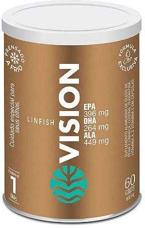 LIN FISH VISION 1G 60 CAPS - VITAL ATMAN
