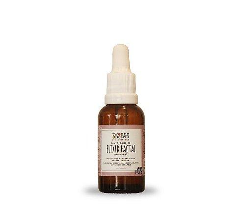 Elixir Facial Diurno Natural e Vegano Buriti e Café Verde 30ml
