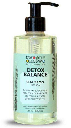 Shampoo Alcaçus e Algas Vermelhas