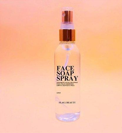 Face Soap Spray