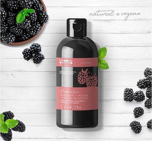Emulsão Vegetal Blackberry + inulina + hortelã