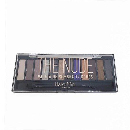 Paleta de Sombras Nude Hello Mini Cód. Y107 02