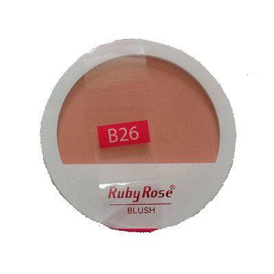 BLUSH ROSE - RUBY ROSE  HB-6104 COR B26
