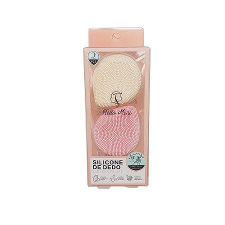 Mini Esponja Para Limpeza Facial Hello Mini Cod. LS240