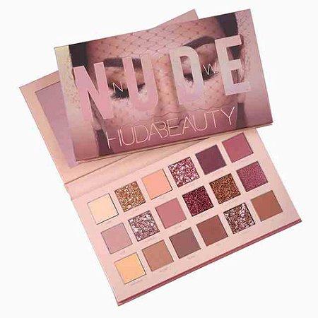 Paleta de Sombra New Nude Huda Beauty