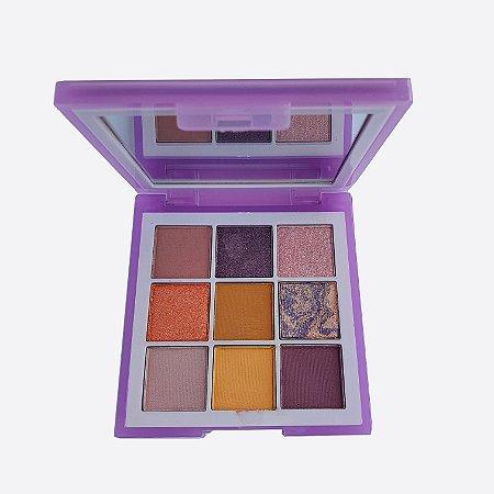 Paleta de Sombra Pastels Lilac Huda Beauty