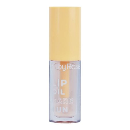 Lip Oil Care Fun Sorvete de Baunilha Ruby Rose Cod. HB559