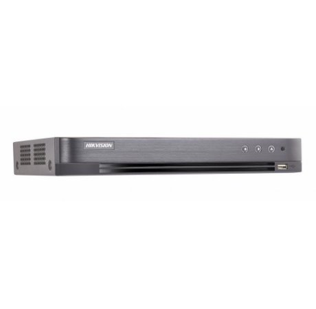 DVR Hikvision 16 Canais Ultra HD DS-7216HUHI-K2/P 5mp