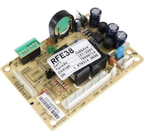 Placa Eletrônica Refrigerador Electrolux Original 70200714