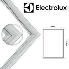 Borracha Gaxeta Inferior Geladeira Electrolux D36a Df36x Df42 Original 67401362