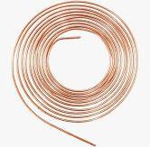 Tubo Cobre Capilar 0.31 - Rolo 3m