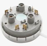 Pressostato Mecânico 3 Níveis Bivolt Lavadora Brastemp Ative 9KG Original - W10737624