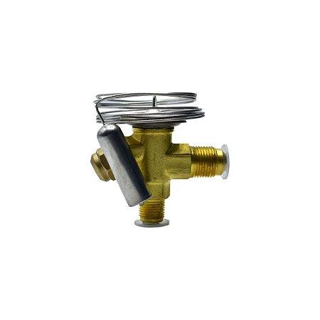 Válvula expansão termost.R-22 TVX2 Equalização Interna - Elgin