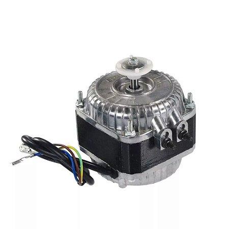 Micro Motor 1/20  50/60Hz 220V Com Hélice Plas+Suporte Elgin