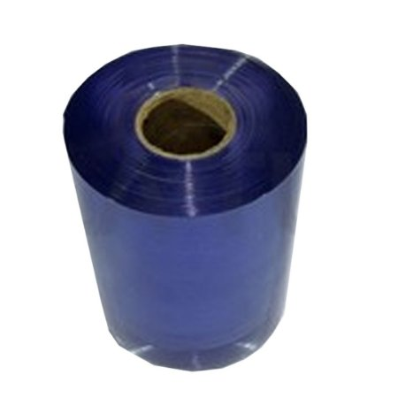 Cortina Plastica Transparente Azul Camara Fria 2mm Resfriado