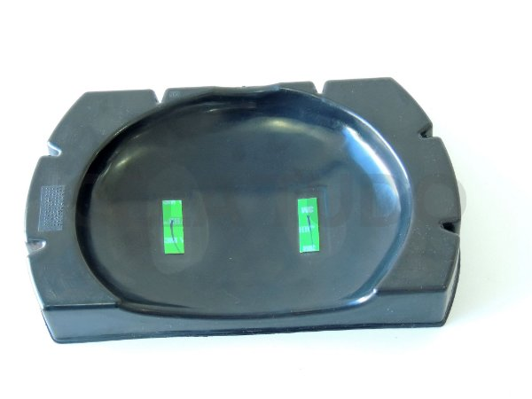 Bandeja  Evaporação Compressor Embraco FF S/ Presilha com fita adesiva Preta