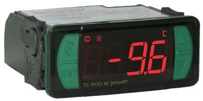 Controlador Temperatura  Full Gauge Versao 4 110/220V TC900E Power