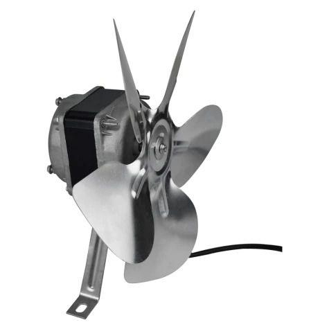 Micro Motor 1/20 220V Eos Com Helice + Suporte