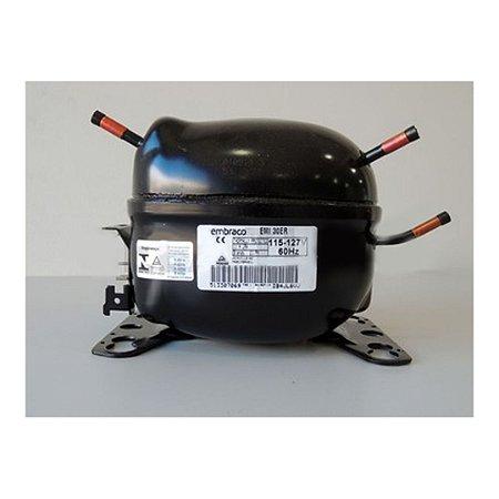 Compressor Embraco Blends 1/10 HP 110V 50-60HZ EMI 30ER